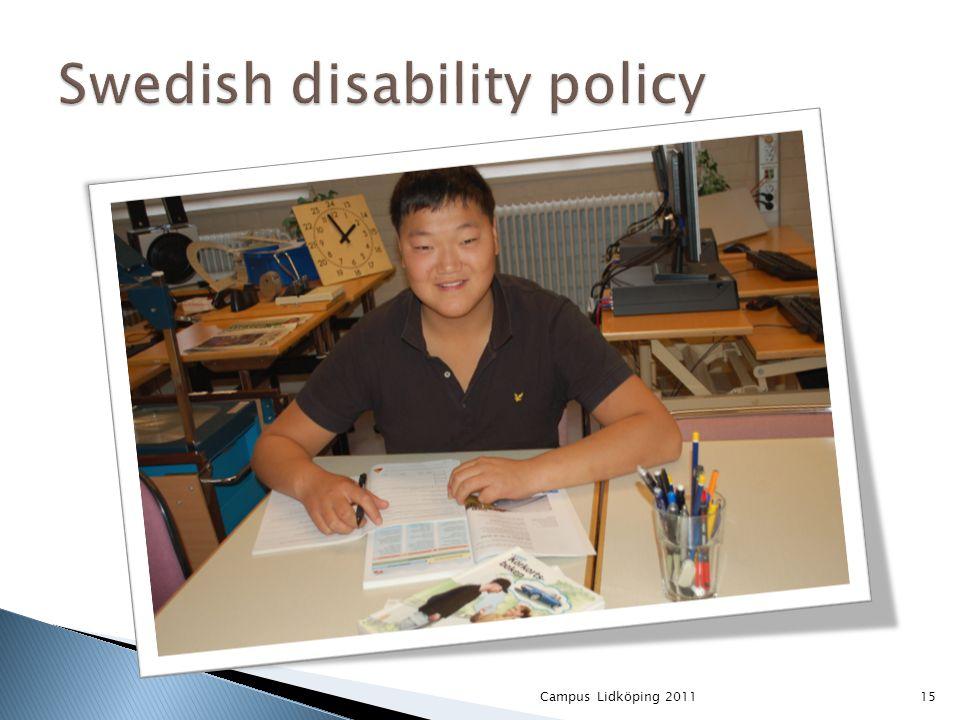 15Campus Lidköping 2011