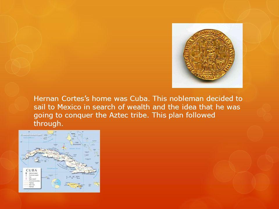 Hernan Cortes by Lindsey