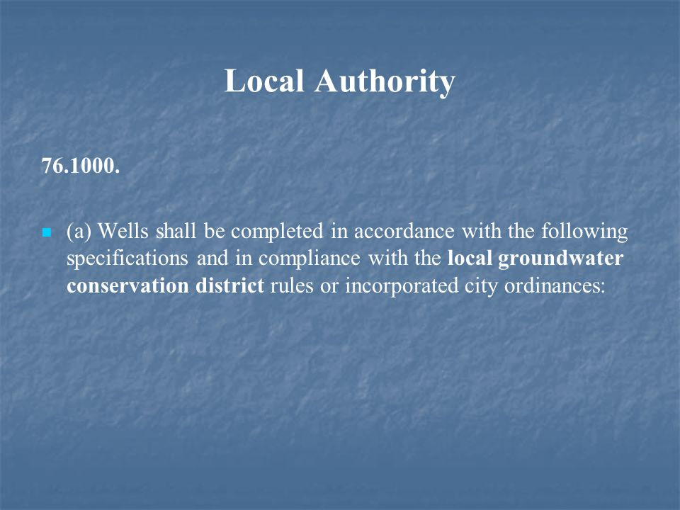 Local Authority 76.1000.