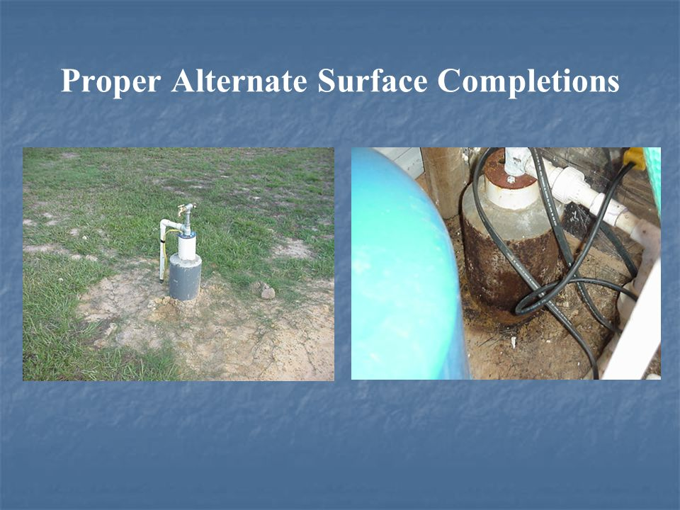 Proper Alternate Surface Completions
