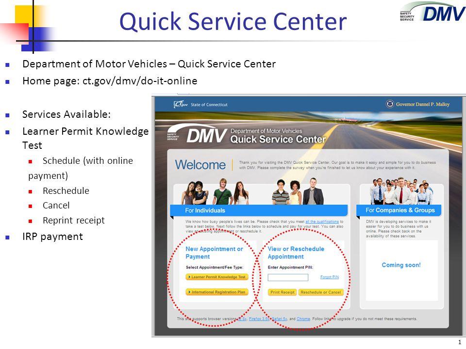 Scheduler – Enter Personal Details Applicant will enter his/her Personal Details online.