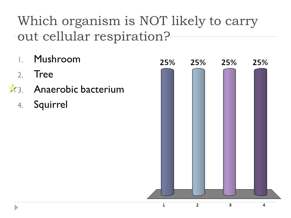 Cellular respiration is called an aerobic process b/c it requires 1.