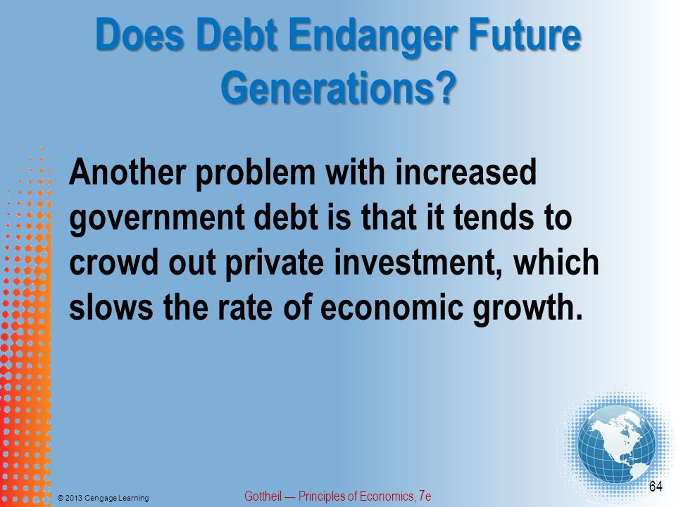 Does Debt Endanger Future Generations.