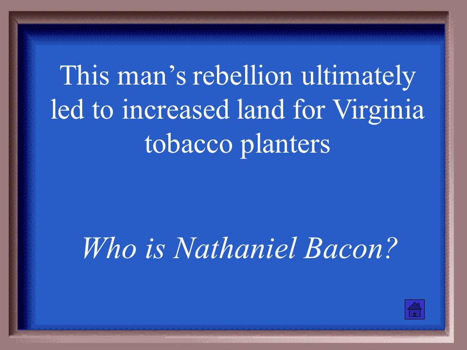 The Proclamation of 1763 prevented colonists from settling west of these mountains What are the Appalachians?