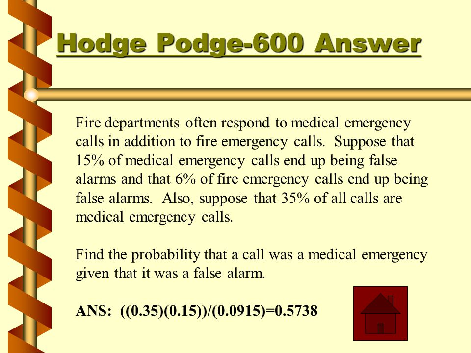 Fire departments often respond to medical emergency calls in addition to fire emergency calls.