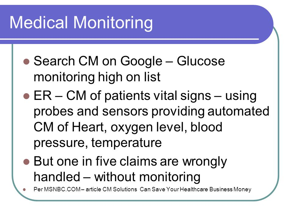 CM Example – Medical Claims Per Forbes Magazine 5-10-10 Medicare questionable claims 10% - $47 Billion of the $480 Billion processed Private Insurers health claims, computer systems checks ie: CM – reduce rate on $600 Billion results in fraud rate 1.5% Recommendation – US Gov should adopt the private sectors pre claim adjudication processes ie CM