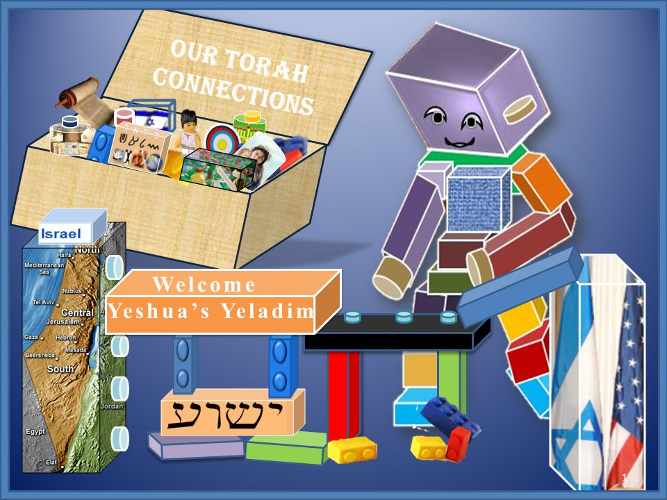 Our Torah Connections 11 Welcome Yeshua's Yeladim