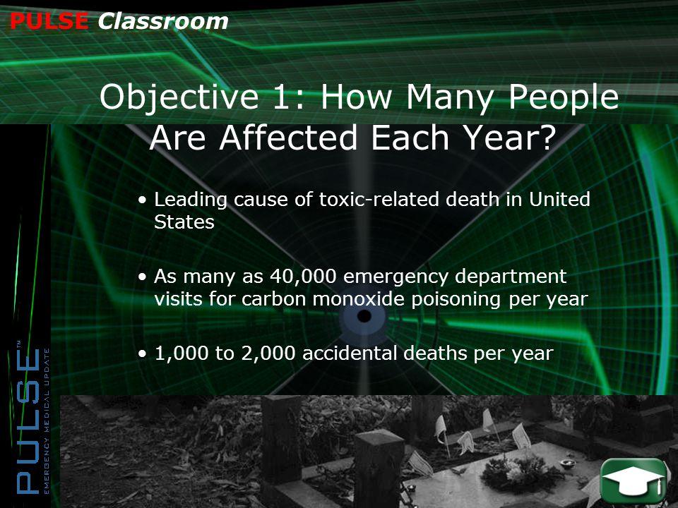 PULSE Classroom Objective 5: Who Benefits.