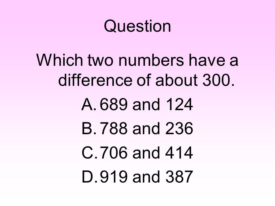 Answer 9 9 10 10.00 - 8.97 1.03