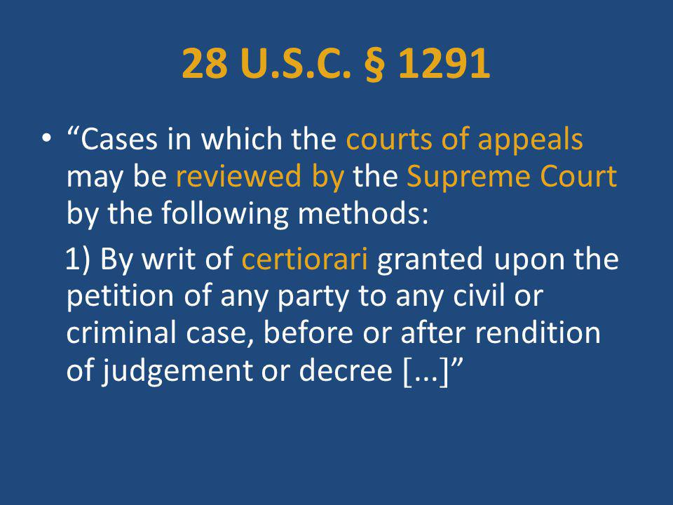 inappropriate to require that the District Court makes a contempt citation of the President in order to make an appellate review possible ↓ order for the subpoena should be considered as final ↓ order is appealable The Supreme Court states: