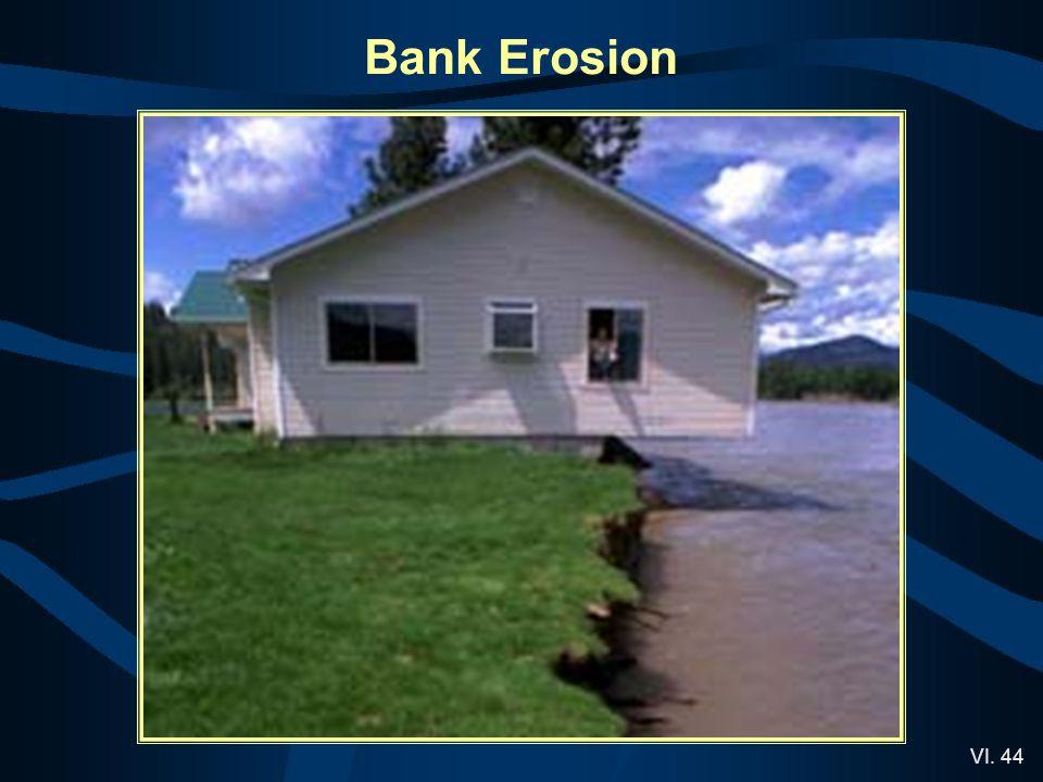 VI. 44 Bank Erosion
