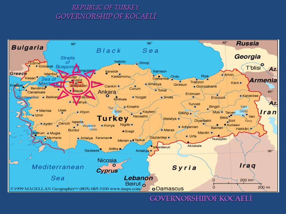 izmit REPUBLIC OF TURKEY GOVERNORSHIP OF KOCAELİ