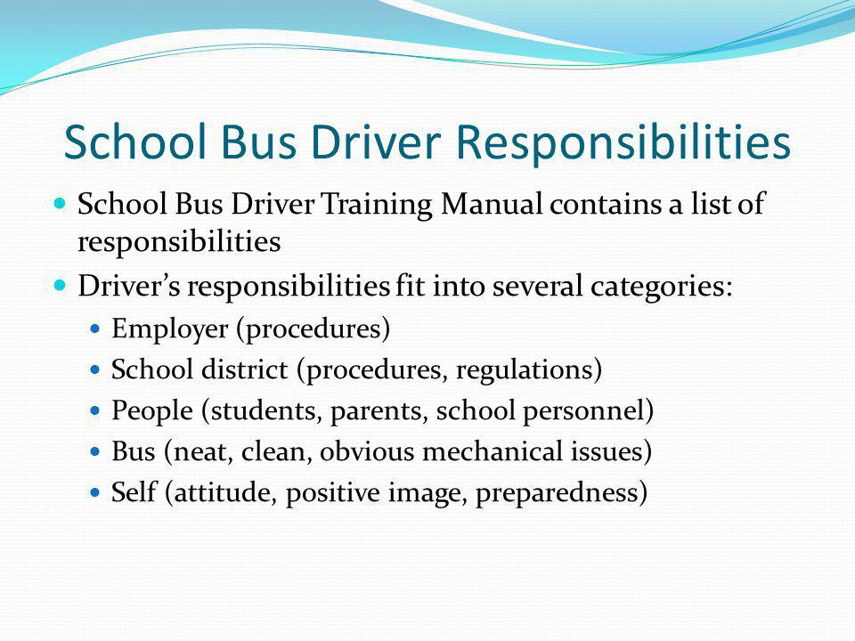 Teaching the Rules on Your Bus Students may need to practice something 24 times or more before they reach 80% competency on a skill (Marzano, 1991, Classroom Instruction that Works) No skill Automaticity Mastery