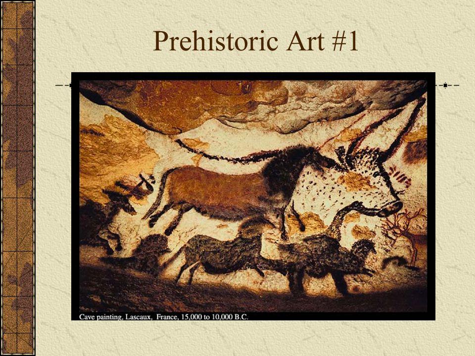 Prehistoric Art #1