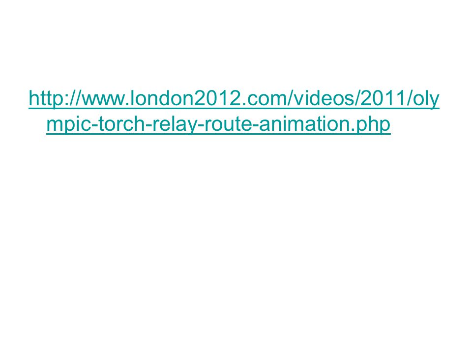 http://www.london2012.com/videos/2011/oly mpic-torch-relay-route-animation.php