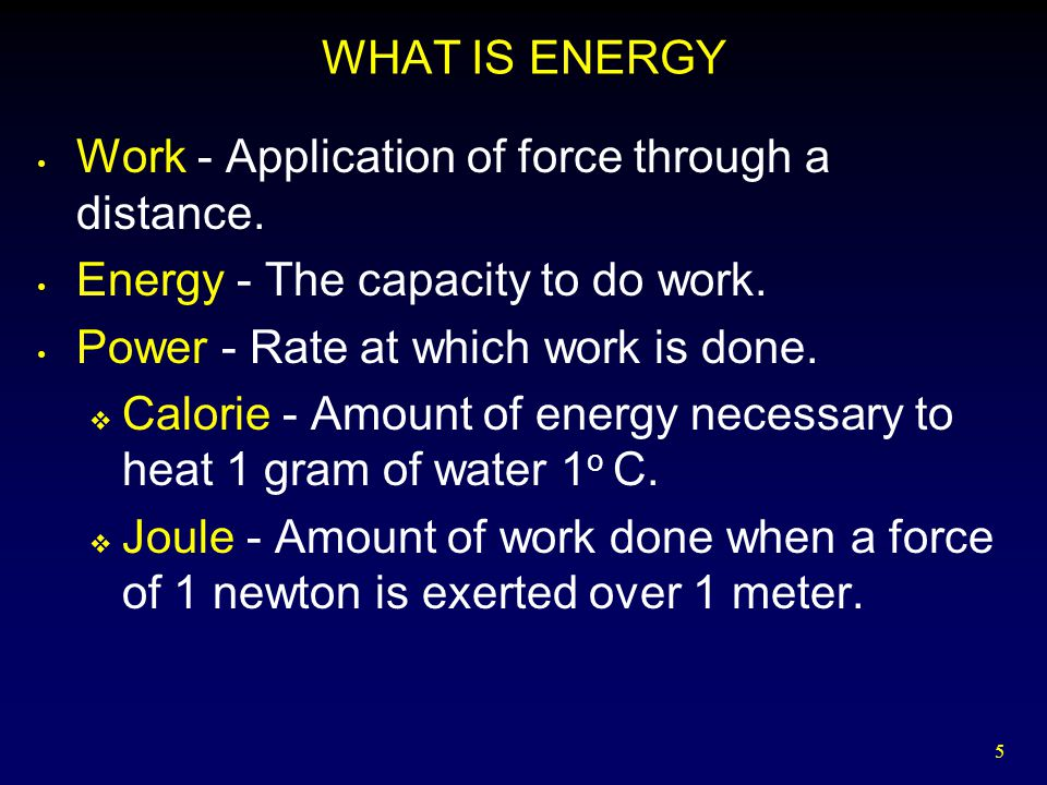 6 Energy History Fire probably first human energy technology.