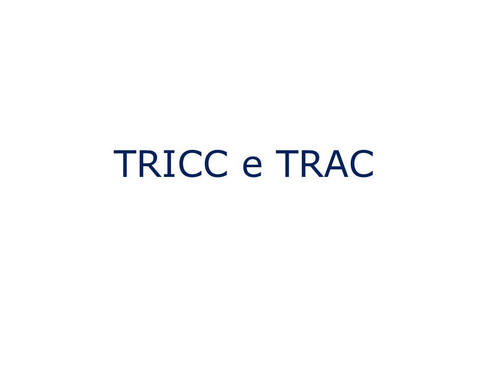 TRICC e TRAC