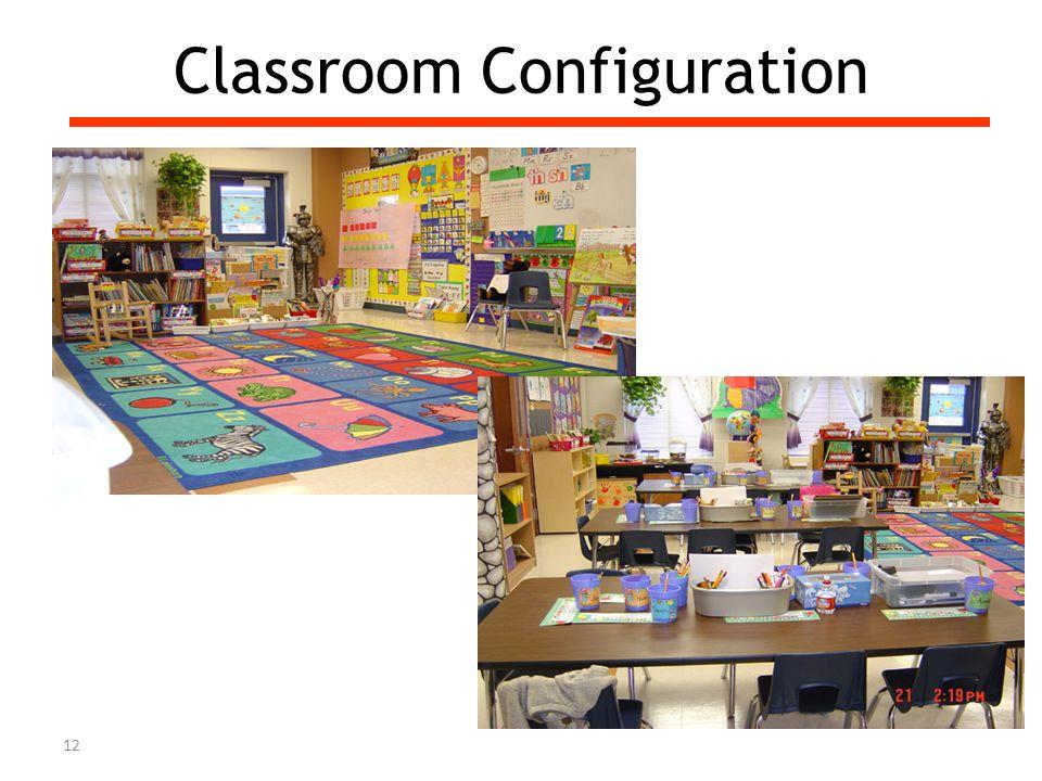 Classroom Configuration 12