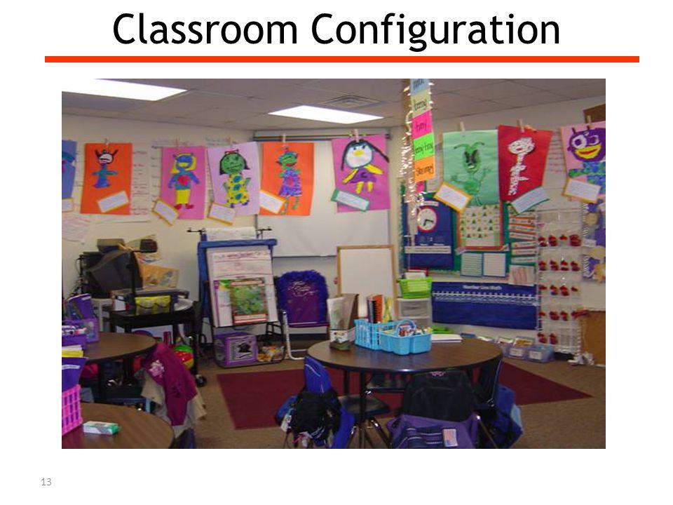 Classroom Configuration 13