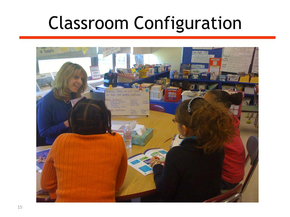 Classroom Configuration 15