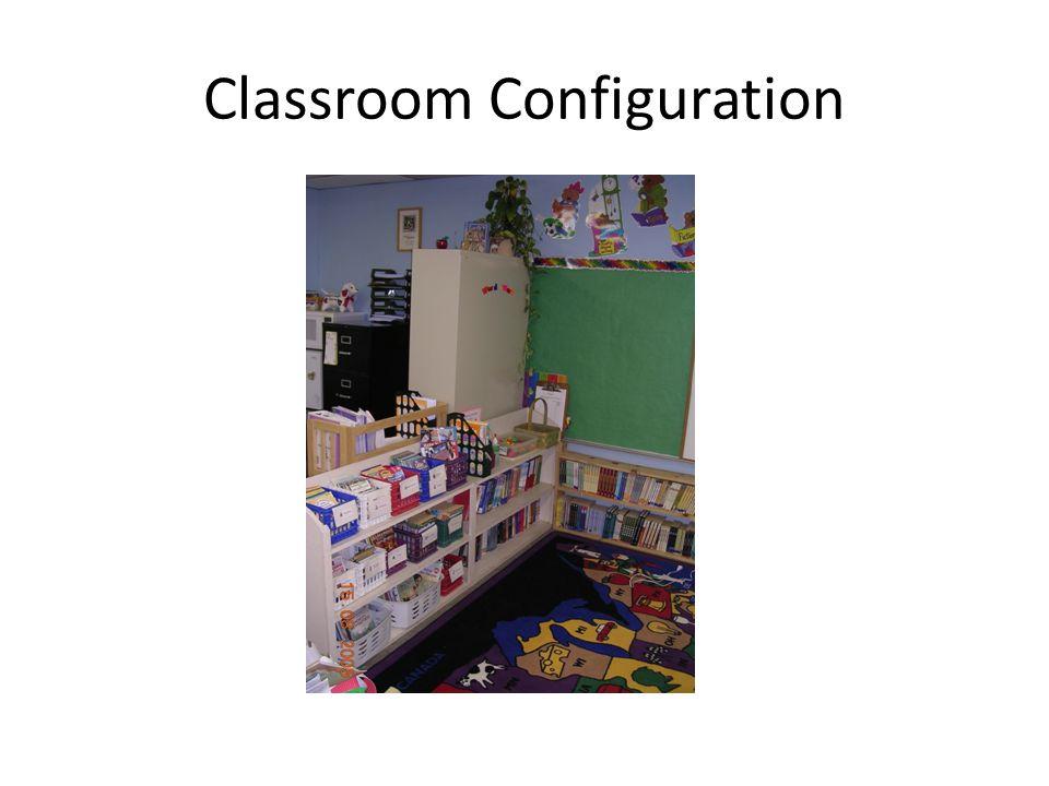 Classroom Configuration