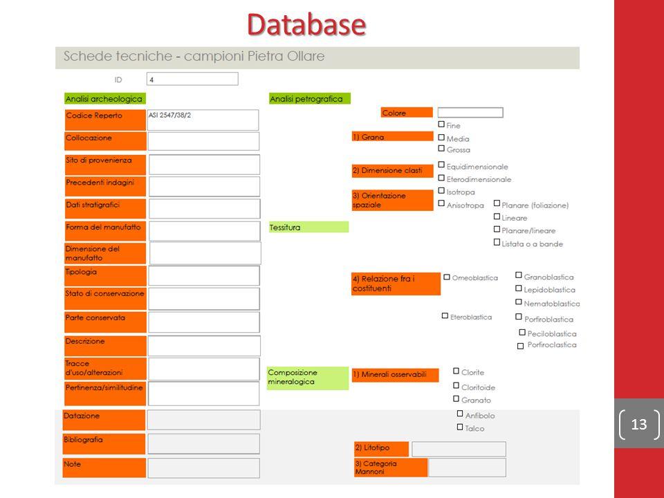 Database 13