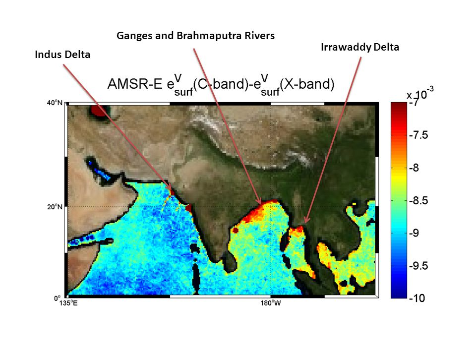Ganges and Brahmaputra Rivers Irrawaddy Delta Indus Delta
