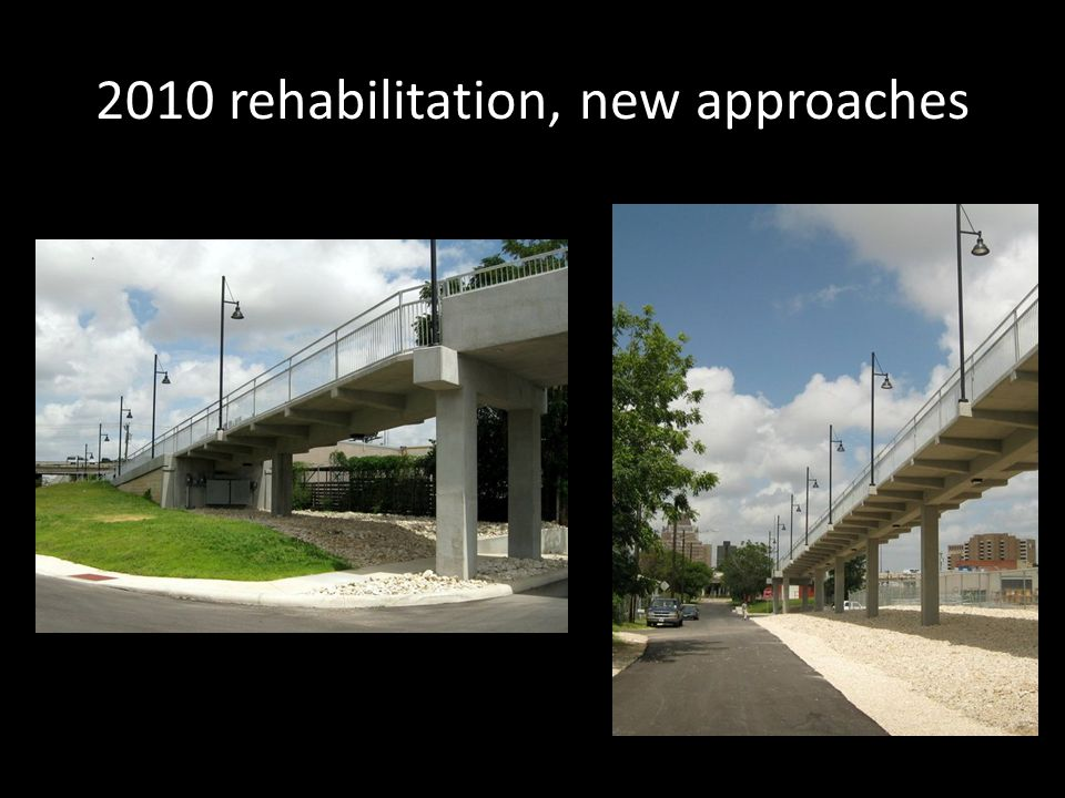 2010 rehabilitation, new approaches