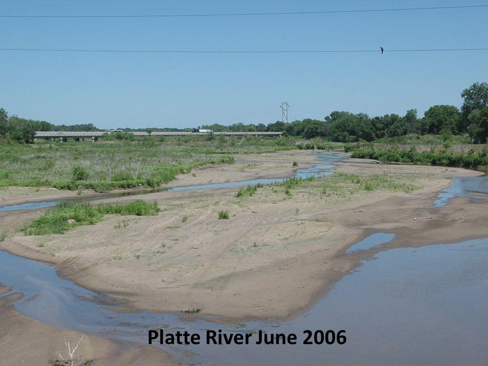 Platte River June 2006