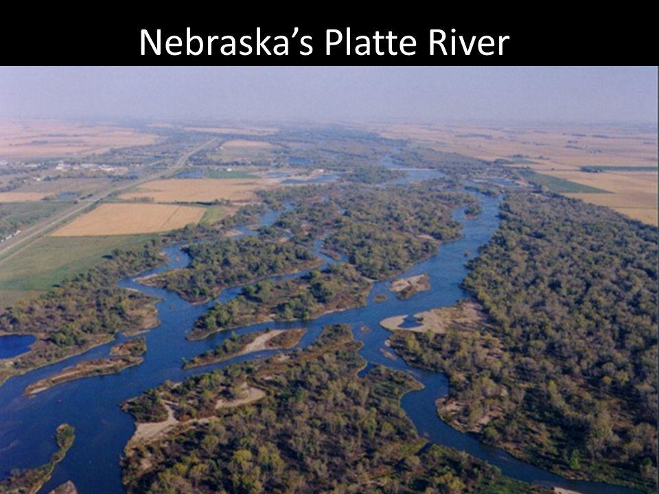 Nebraska's Platte River