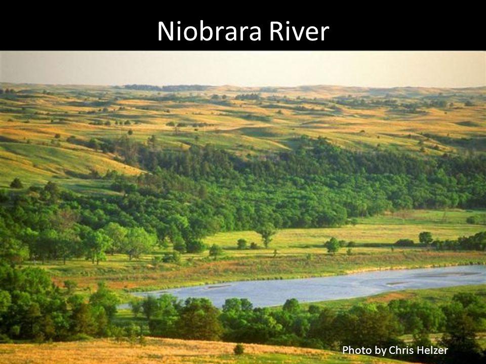 Niobrara River Photo by Chris Helzer