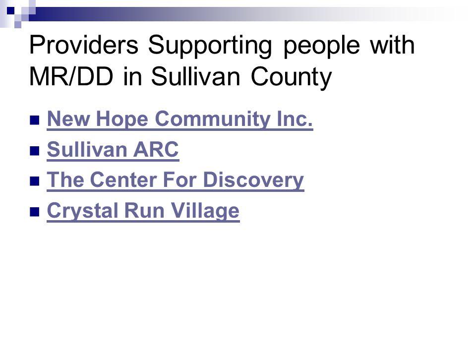 New Hope Community Inc.
