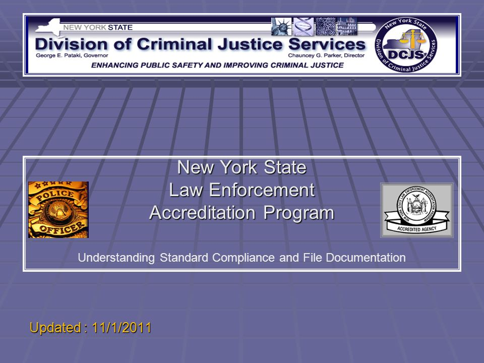 STANDARD 8.11The agency complies with all court mandated sealing orders.