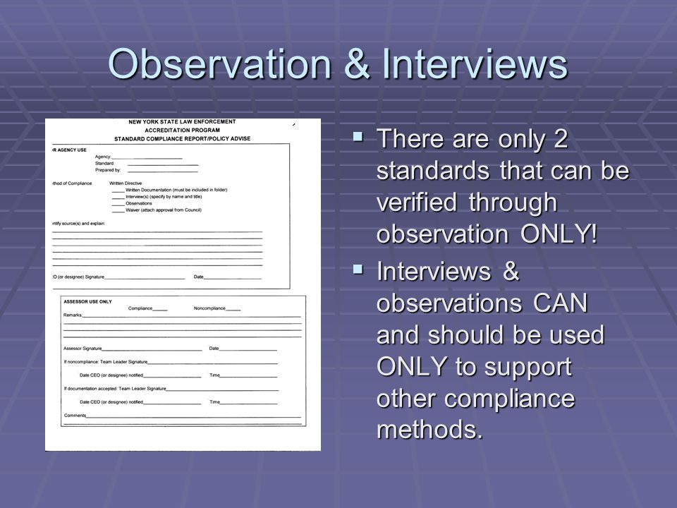 STANDARD 11.1 Compliance is Easy  Most agencies utilize a county-wide or city wide personnel department.