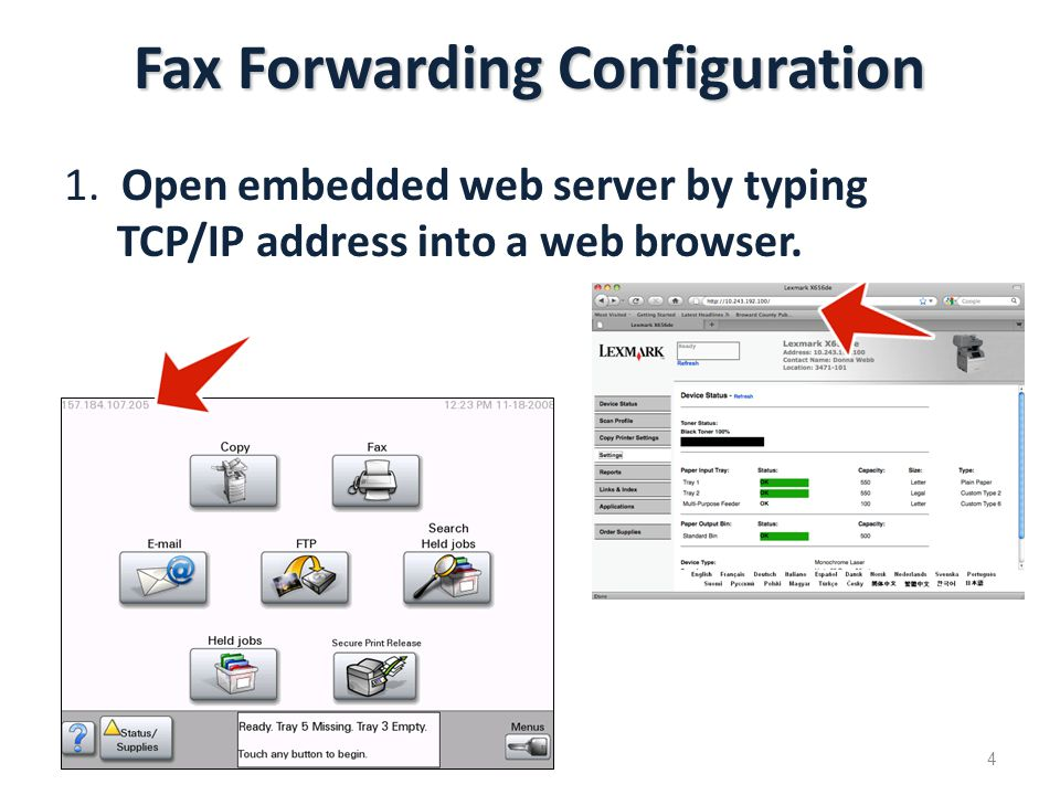 Monitoring the Fax CAB Conference Open the CAB email application and logon.