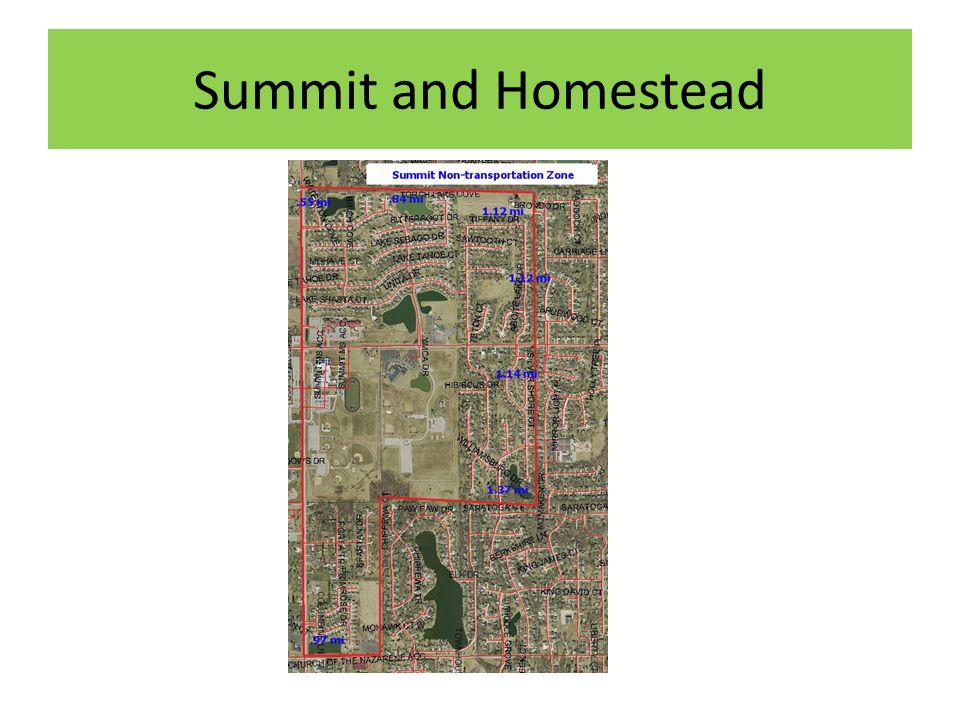 Summit and Homestead