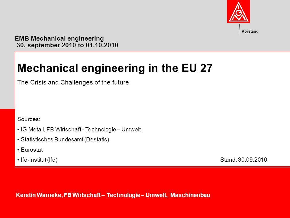 Vorstand EMB Mechanical engineering 30.