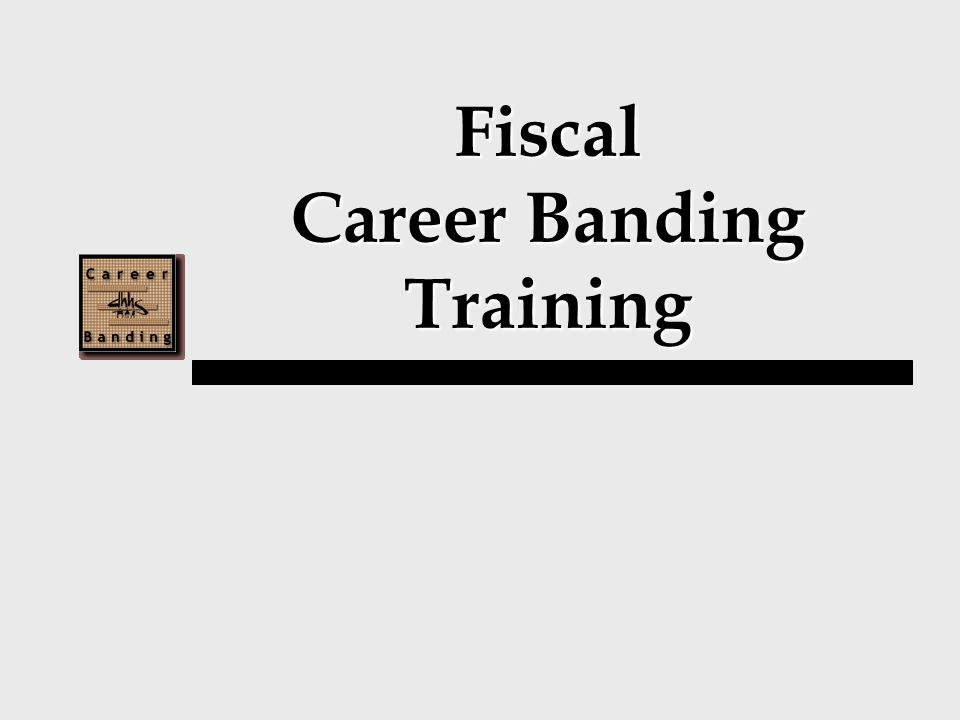 Training Agenda I.Career Banding Overview II.Introduction of Bands III.Competency Based Pay
