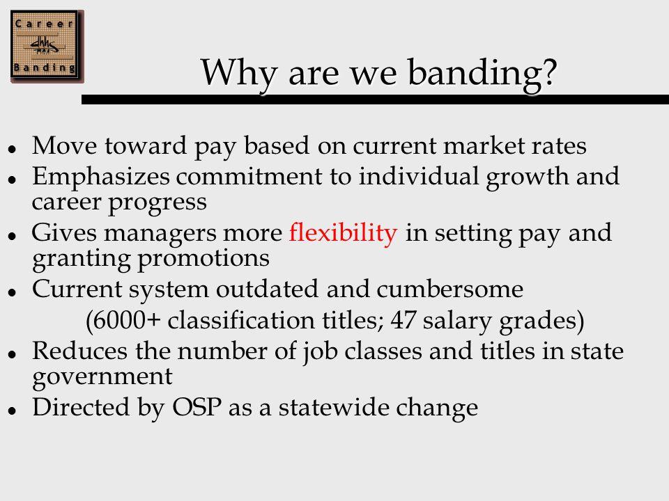 Career Band Example Journey Market Rate $37,200 $ 24,604 $52,374 Minimum Maximum Employees progress through the range Contributing Journey Advanced $30,923 $ 37,200 $44,752 Accounting Technician