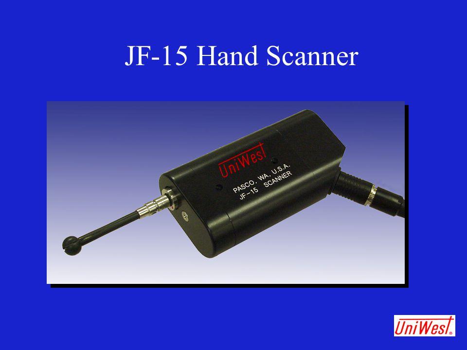 JF-15 Hand Scanner