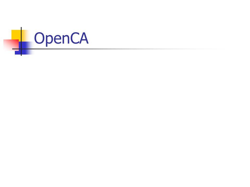 OpenCA