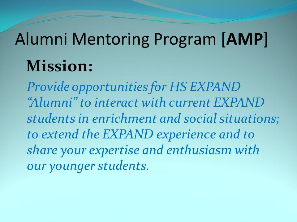 Advisor Information EXPAND Coordinator: Ms.Debra Garling dgarling@mw.k12.ny.us 460-6700 ext.
