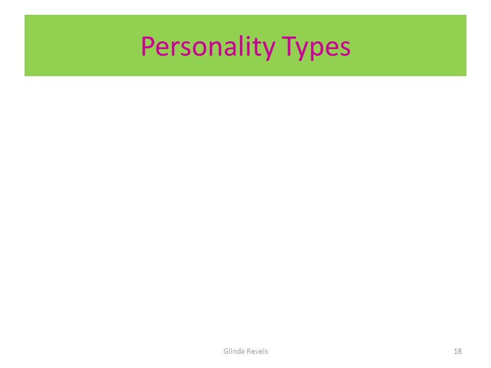 Personality Types Glinda Revels18