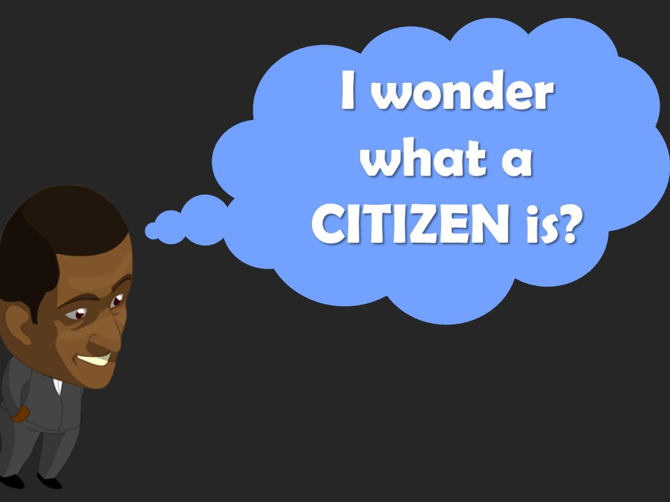 So, what kinds of rights do citizens have at each level? RIGHTS
