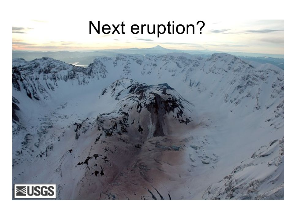 Current eruption over The nearly three and a half years of eruption at Mount St.