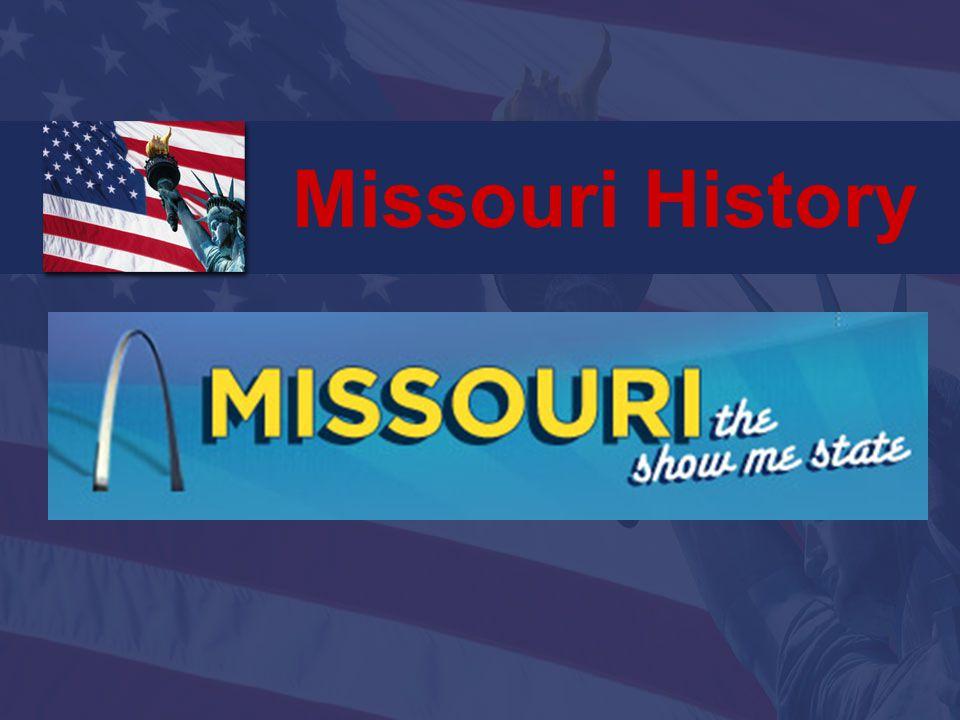 Missouri History