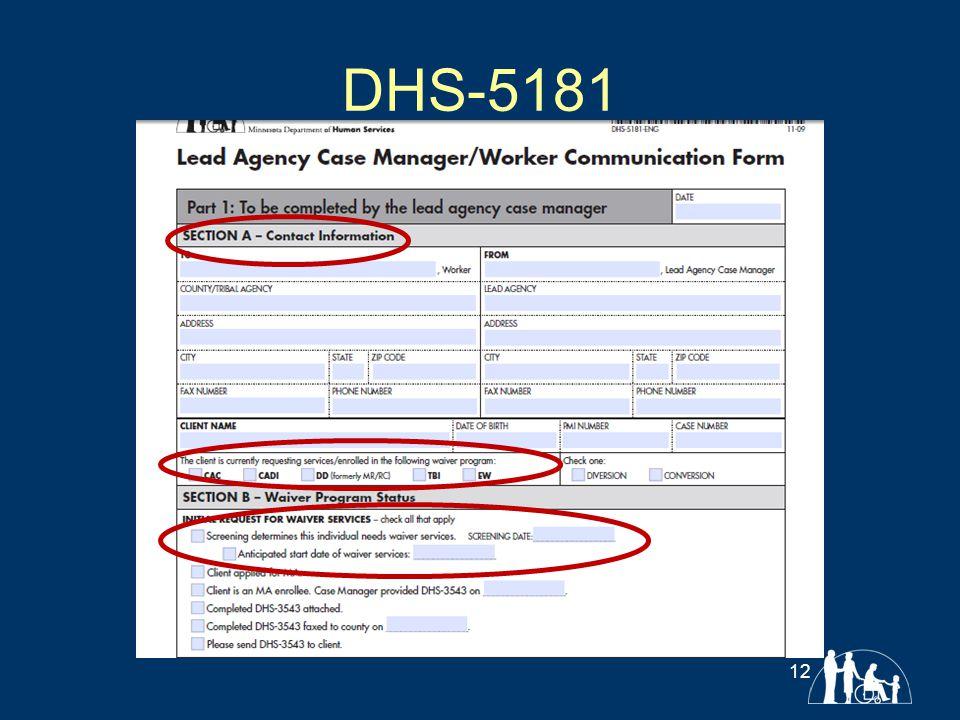 DHS-5181 12