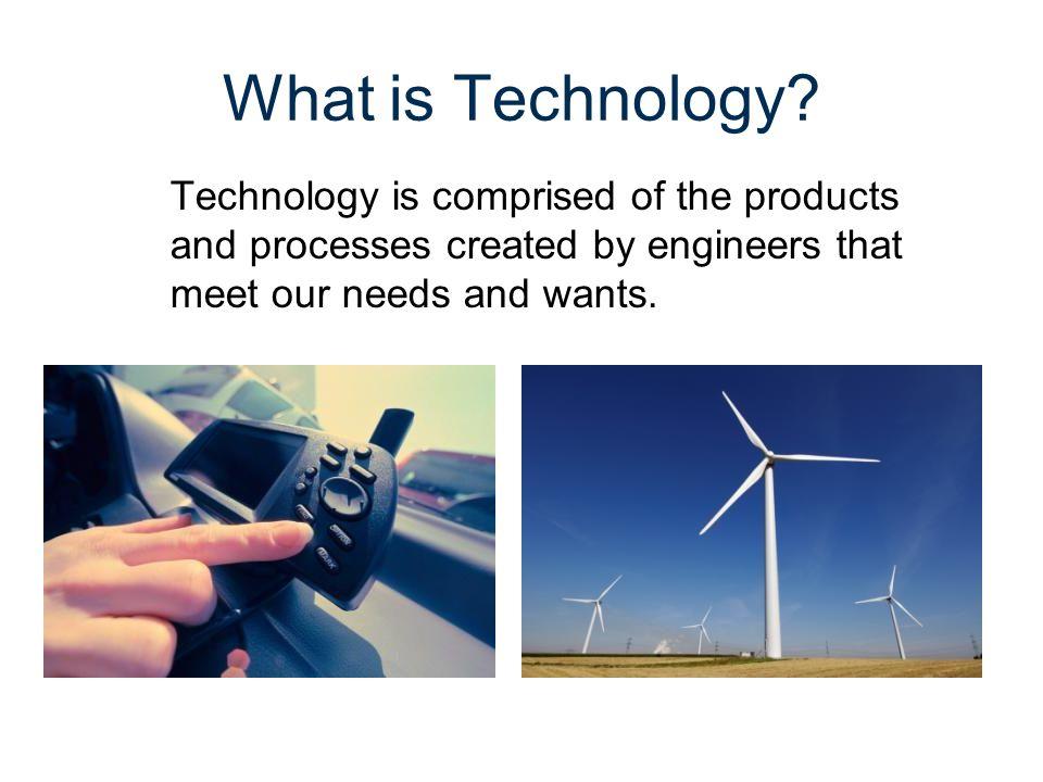 Technology vs.
