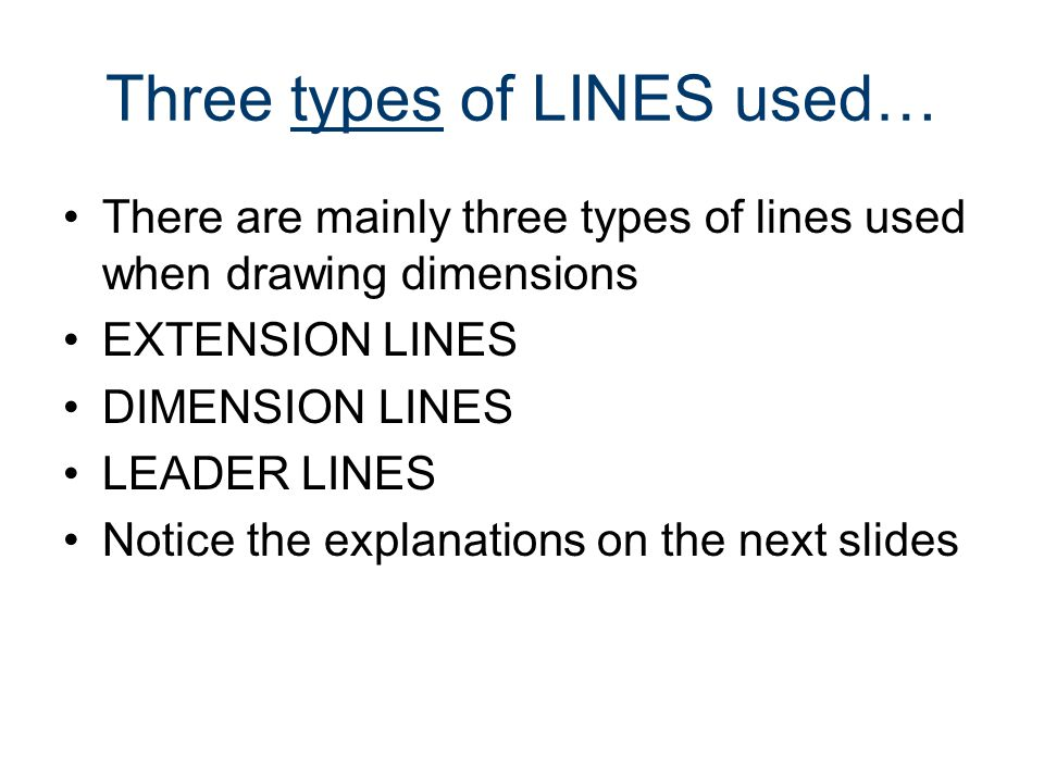 Take a look at this rule again… 2) Dimensions should be attached to the view that best shows the contour of the feature to be dimensioned.