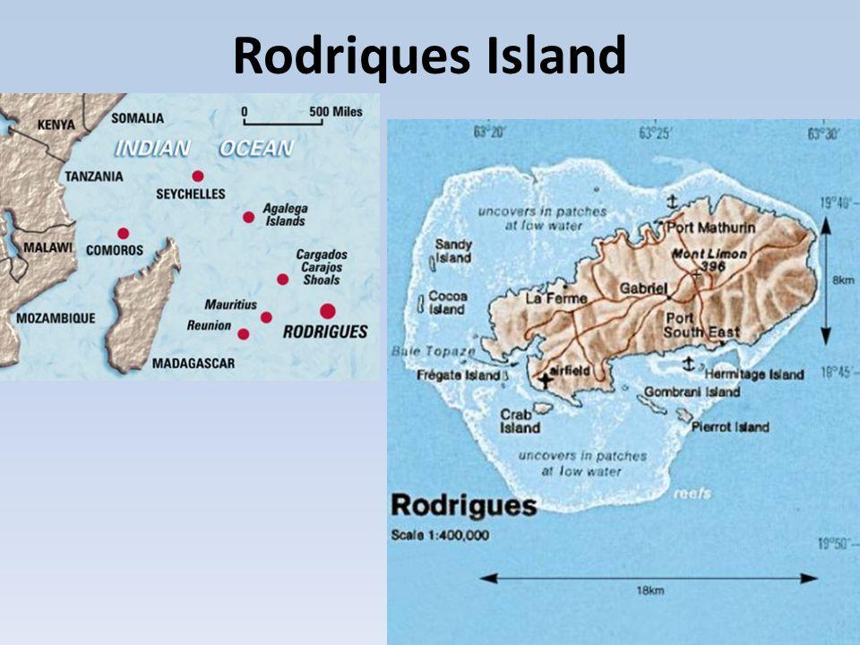 Rodriques Island